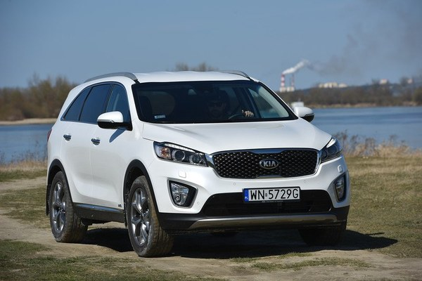 Kia Sorento 2.0 CRDi 4WD 6AT XL