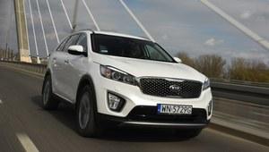 Kia Sorento alternatywą dla SUVów premium?