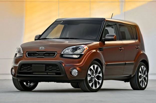 Kia soul po liftingu /