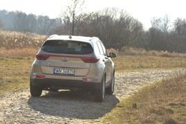 Kia Sportage 1.7 CRDi 2WD L