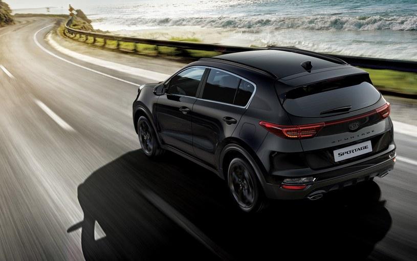 Kia Sportage Black Edition /