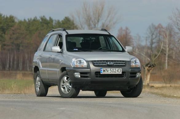 Kia Sportage /Motor