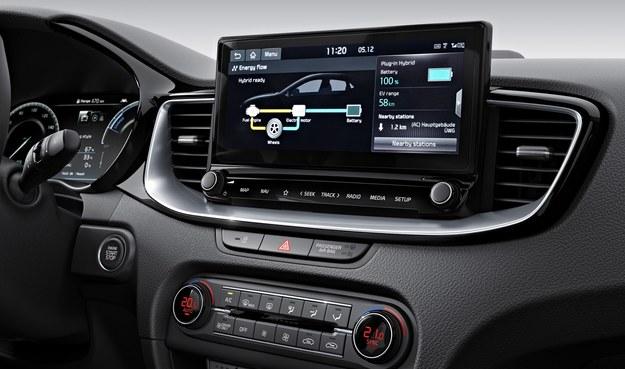Kia XCeed plug-in hybrid /