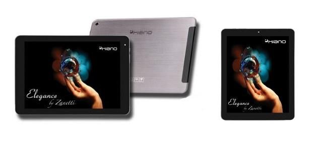 Kiano Elegance 9,7 3G oraz Kiano Elegance 8 3G /materiały prasowe