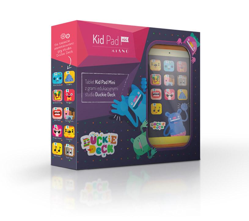 Kiano Kid Pad Mini /Kiano /materiały prasowe
