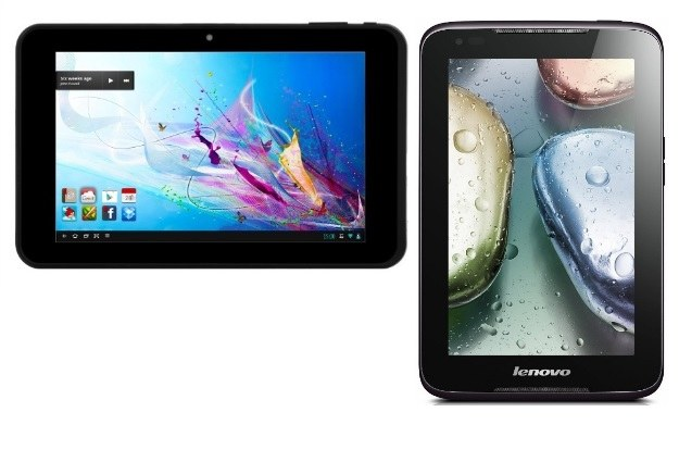 Kiano Pro 7 Dual i Lenovo IdeaTab A1000L /materiały prasowe