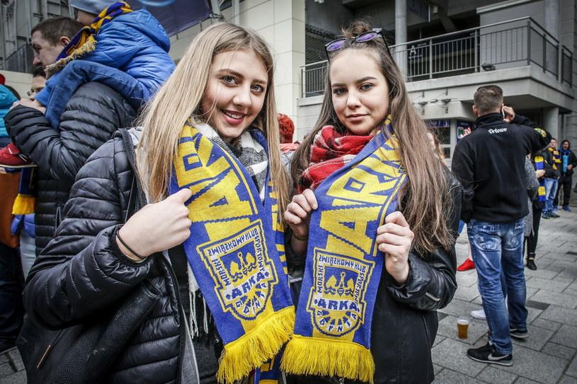 Kibice Arki Gdynia, także ci esportowi, liczą na pomoc miasta /Karolina Misztal /Reporter