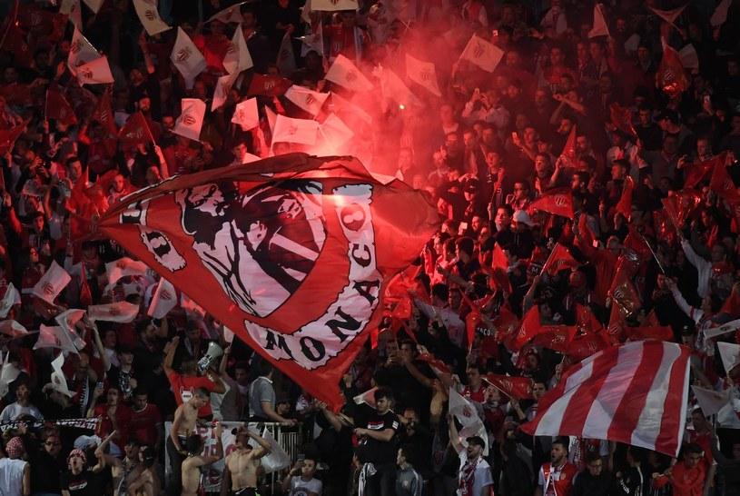 Kibice AS Monaco /AFP
