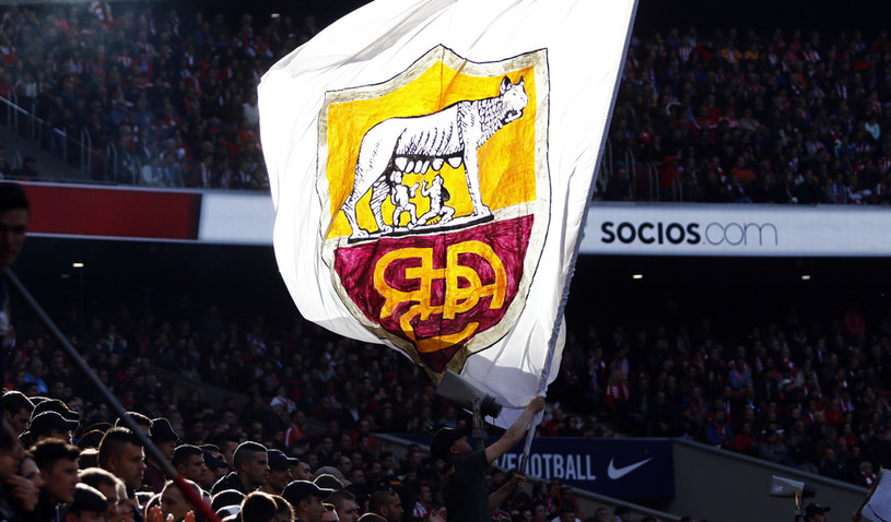 Kibice AS Roma /Getty Images