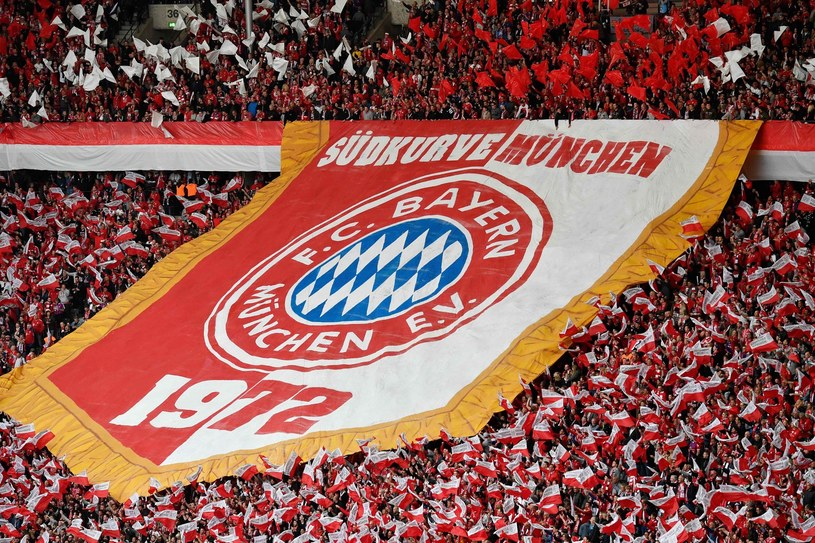 Kibice Bayernu Monachium /AFP