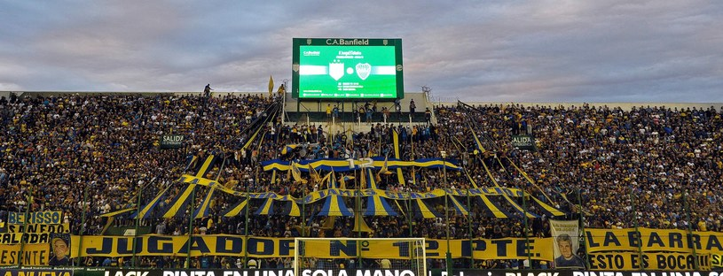 Kibice Boca Juniors /East News /