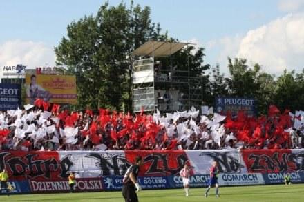 Kibice Cracovii kupili 770 biletów na mecz z Koroną, ale do Kielc nie pojadą /INTERIA.PL