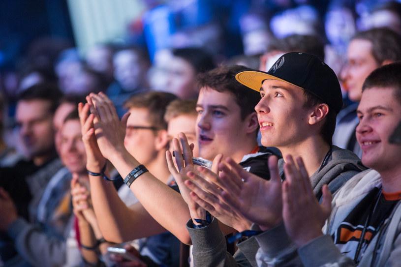 Kibice CS:GO podczas turnieju ESL One w Katowicach / fot. Helena Kristiansson /ESL