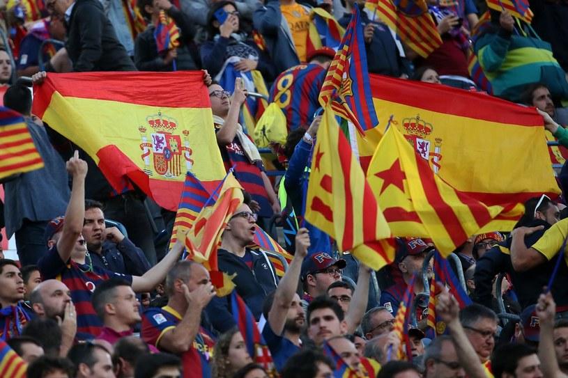 Kibice FC Barcelona /AFP