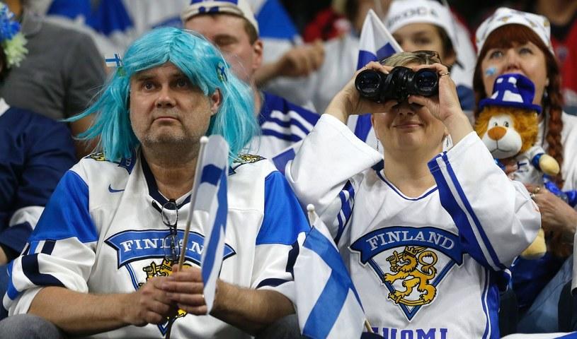 Kibice Finlandii /AFP