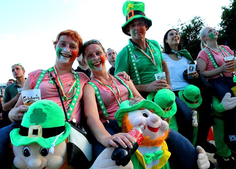 Kibice Irlandii /AFP