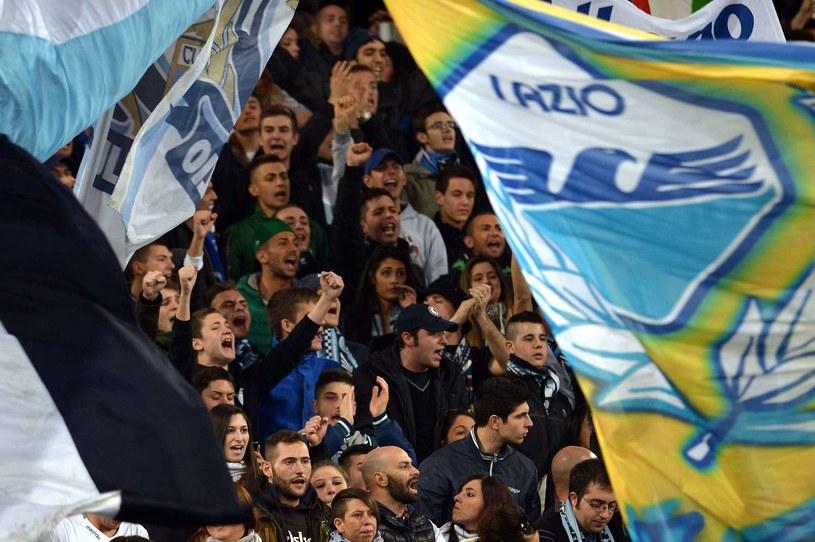 Kibice Lazio Rzym /AFP