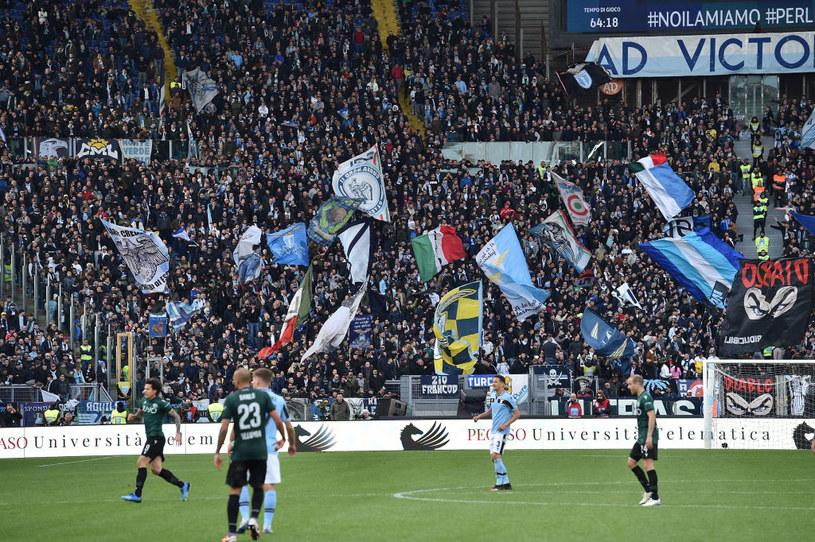 Kibice Lazio Rzym /Getty Images