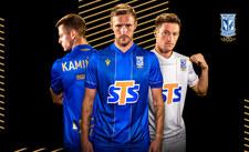 Kibice Lecha Poznań zdenerwowali się na logo na nowych koszulkach. STS reaguje