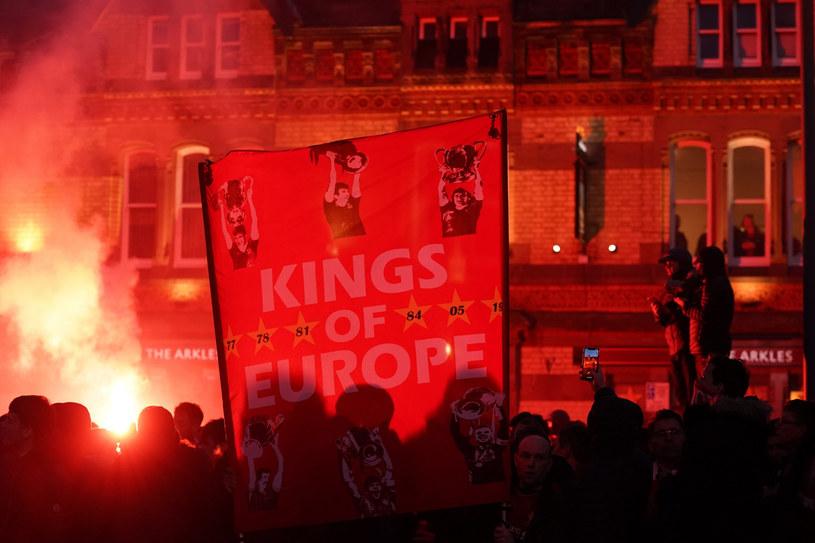 Kibice Liverpoolu znów będą mieć swój niezapomniany wieczór /AP/EAST NEWS /East News