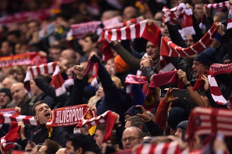 Kibice Liverpoolu /AFP