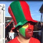 Kibice przed meczem Portugalia - Walia na Euro 2016