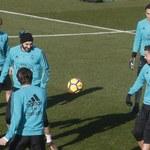 Kibice Realu odetchnęli z ulgą. Dzień przed El Clasico Cristiano Ronaldo trenował z drużyną