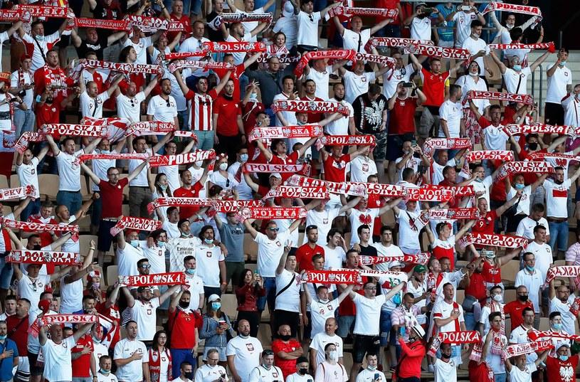 Kibice reprezentacji Polski będą obecni w Tiranie /AFP