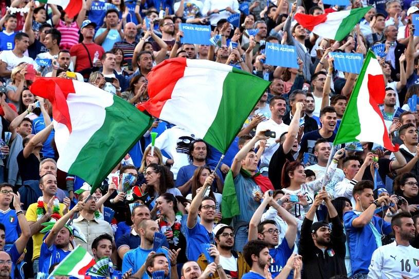 Kibice reprezentacji Włoch /AFP