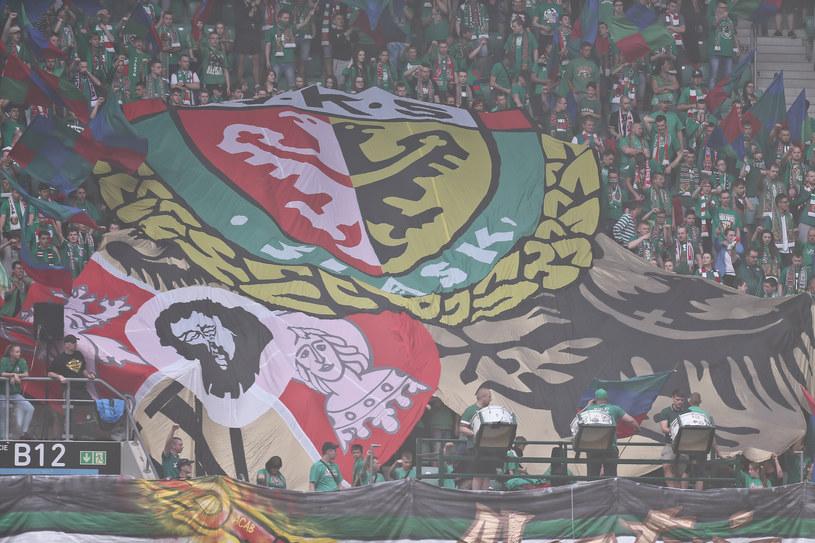 Kibice Śląska Wrocław /Paweł Relikowski /East News