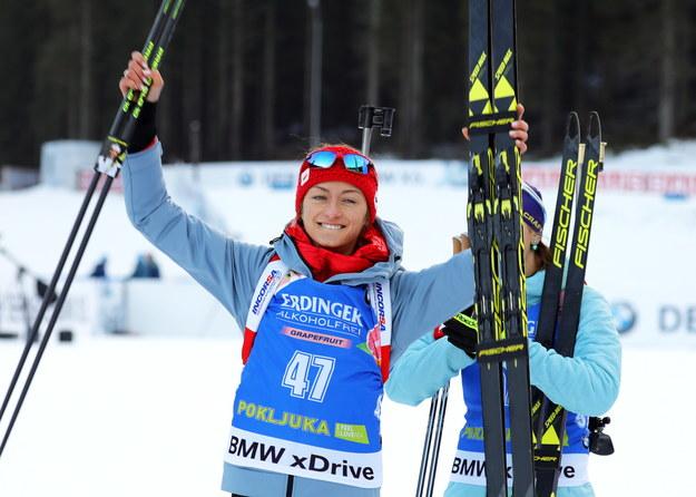 Kibice sportów zimowych w przyszłym tygodniu będą trzymać kciuki za Monikę Hojnisz /ANTONIO BAT /PAP/EPA