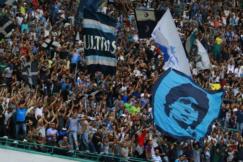 Kibice SSC Napoli /AFP
