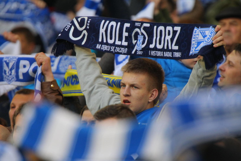Kibiców Lecha Poznań z pewnością ucieszył sukces młodych zawodników /GRZEGORZ DEMBINSKI /East News