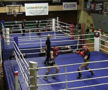 "Kickboxing. Udana inauguracja Ligi K1 ""Battle of Warriors"". Wideo"