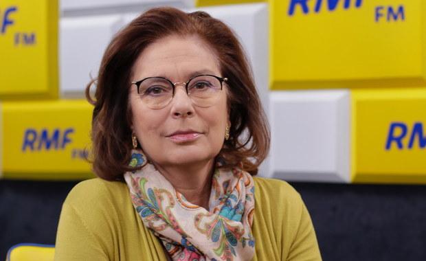 Kidawa-Błońska o zatrzymaniu byłego rzecznika MON: Kreował się na największego polityka w kraju