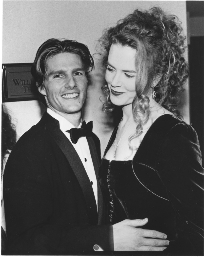 Kidman i Cruise byli małżeństwem od grudnia 1990 roku /Mary Evans Picture Library /East News