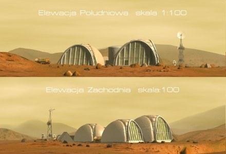 Kiedy człowiek dotrze na Marsa? Na razie pozostają nam projekty.    fot. Jan Kozicki. /Źródło: Dziennik Internautów