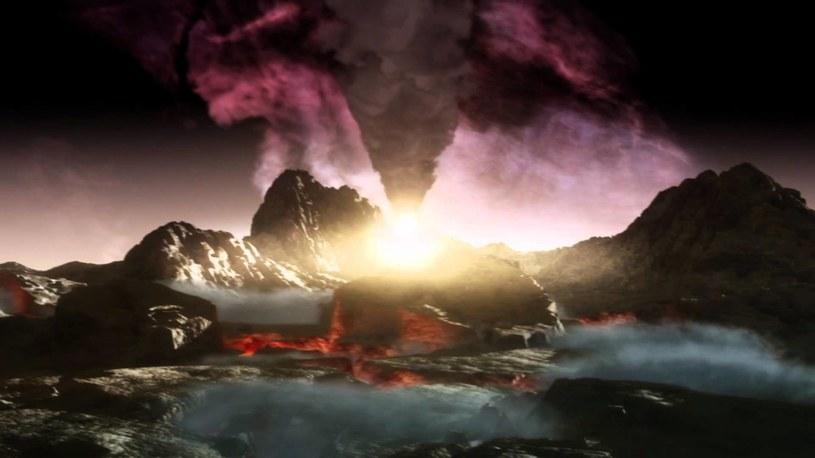 Kiedy faktycznie powstało życie na Ziemi? /materiały prasowe