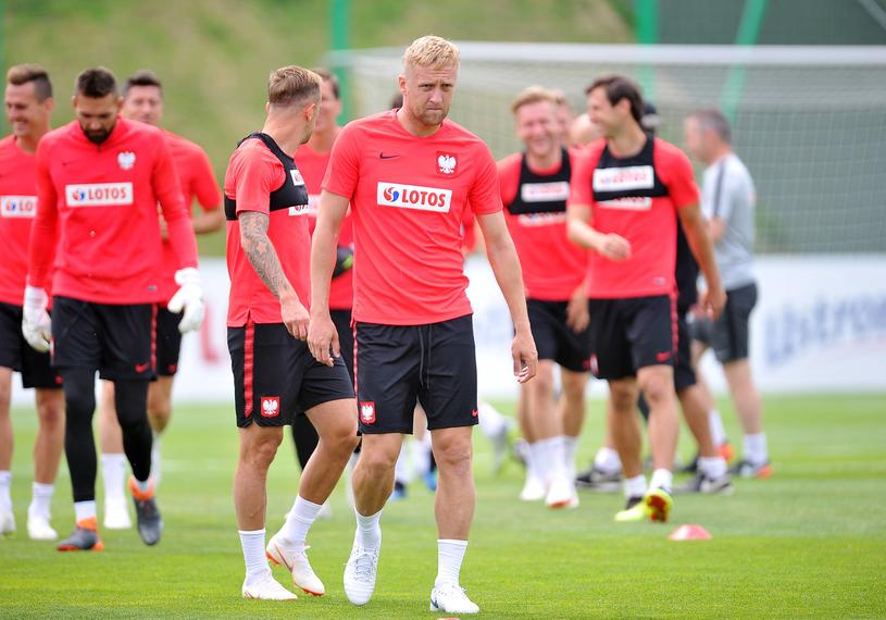 Kiedy Kamil Glik wróci do treningu? /Newspix