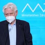 Kiedy koniec pandemii koronawirusa? Prof. Andrzej Horban o terminie