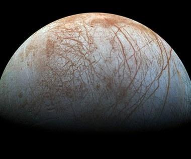 Kiedy na Ziemi będzie piekło, życie może pojawić się na lodowych księżycach