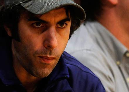 Kiedy nie jest Boratem, ani Brunem - jest zwykłym Baronem - fot. Kevork Djansezian /Getty Images/Flash Press Media