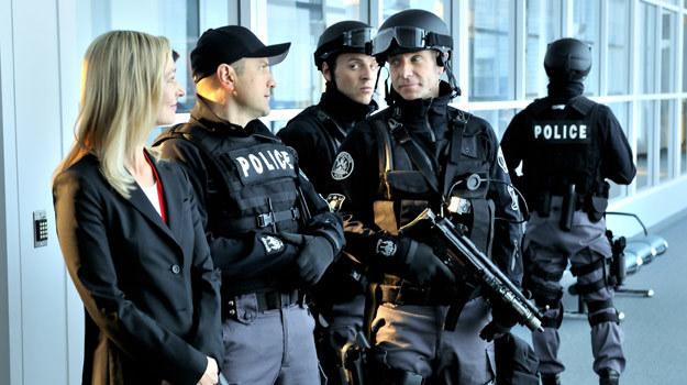 Kiedy Oddział Szybkiego Reagowania przybywa na miejsce zbrodni, zmieniają się zasady gry /materiały prasowe