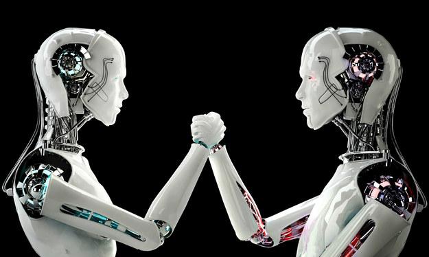 Kiedy robot pozbawi nas pracy? /123RF/PICSEL