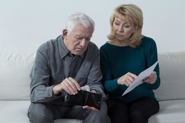 Kiedy seniorzy będą bogatsi? /©123RF/PICSEL