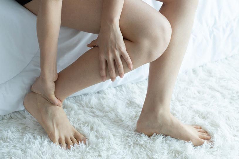 Kiedy skurcze mięśni mogą być niebezpieczne? /©123RF/PICSEL