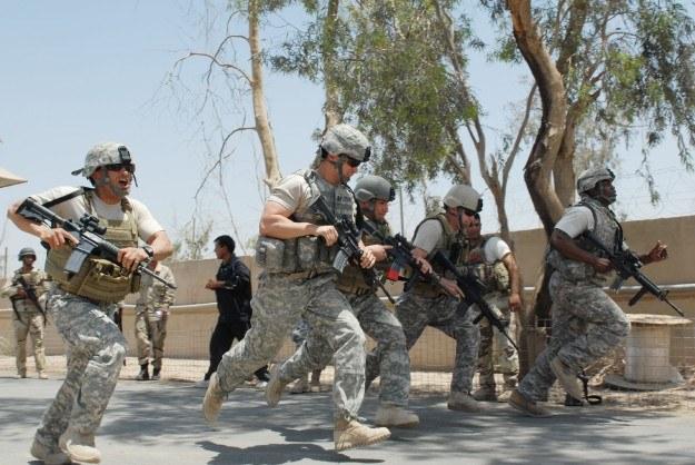 Kiedy tłumik to za mało.   Fot. Photo by Army Sgt. Jeffrey A. Ledesma /materiały prasowe