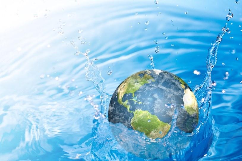 Kiedyś cała Ziemia była pokryta oceanami /123RF/PICSEL