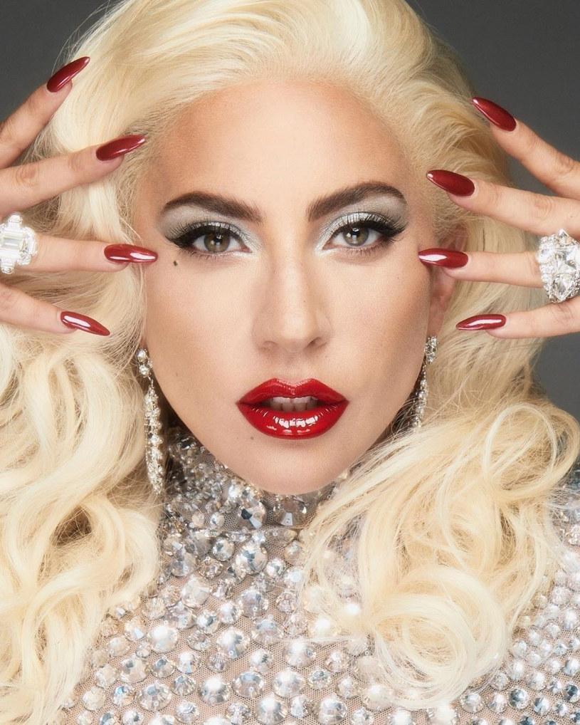 Kiedyś Lady Gaga nie pokazywała się nieumalowana. /East News