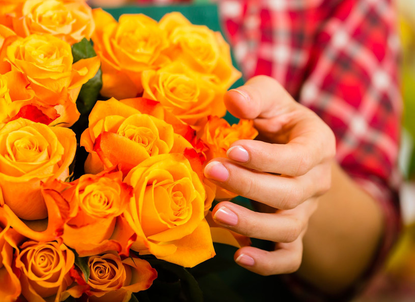 Kiedyś prowadziłam kwiaciarnię /123RF/PICSEL